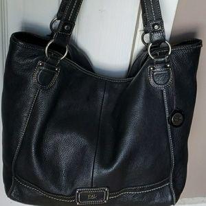The Sak soft leather pocketbook